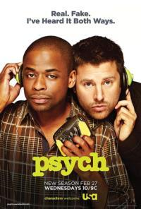 USA to Air 6-Hour PSYCH SLUMBER PARTY Marathon, 2/15