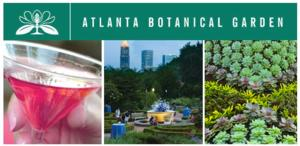 Sip and View IMAGINARY WORLDS With 'Cocktails in the Garden', at the Atlanta Botanical Garden on Thursdays
