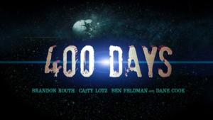 Content Picks up International Sales Rights to Sci-Fi Thriller 400 DAYS