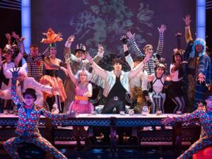 BWW Review: TOMMY Puts the Pinball Wizard in a Spectacular Wonderland