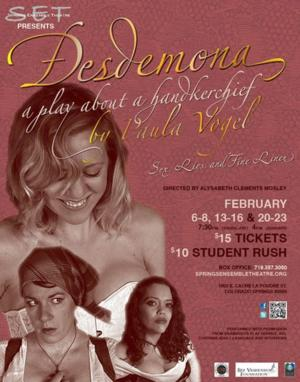 BWW Reviews: The Real Housewives of Cyprus in SET's DESDEMONA