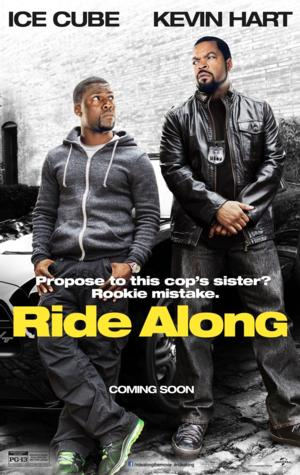 RIDE ALONG Tops Weekend Box Office with $21.2 Million