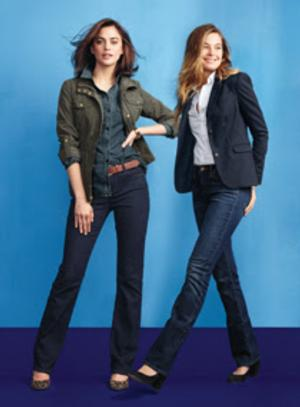 Lands' End Debuts New Collection of Jeans