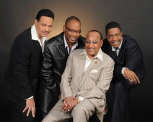 The Four Tops to Play Arcadia Performing Arts Center, 2/21