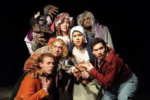 New World School Of The Arts to Present INTO THE WOODS, 2/28-3/2