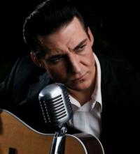 Shawn Barker Stars in 'The Man in Black,' A Tribute to Johnny Cash, at the Suncoast Showroom April 6 and 7