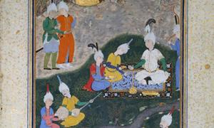 The Met Museum Presents THE SACRED LUTE: THE ART OF OSTAD ELAHI, 8/5-1/11