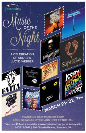 Last Chance to See MUSIC OF THE NIGHT, Celebrating Andrew Lloyd Webber