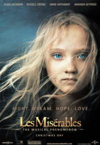 LES MIS Wins Golden Globe for Best Motion Picture, Musical or Comedy