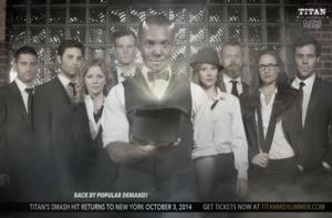 Titan's 'MIDSUMMER' to Return for Encore Run this Fall; Cast & Creative Team Confirmed