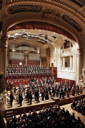 Van Wezel Sets World Class 2015-16 Orchestra Series Lineup
