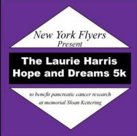 New York Flyers Present the Laurie Harris Hope and Dreams 5K, 8/10