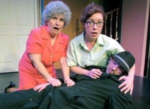 Phoenix Theatre Presents BEST LAID PLANS, 4/4-27