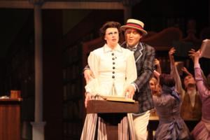 BWW Reviews: Broadway Rose Brings 76 Trombones and a Lot of Exuberance to THE MUSIC MAN