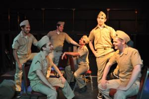 Come See the Cultural Arts Playhouse's DOGFIGHT Before it's Too Late, Closes 7/27