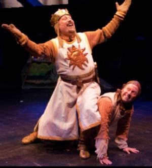 BWW Reviews: And Now for Something Completely Hilarious: SPAMALOT at Toby's