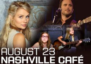 NASHVILLE CAFE Set for Deer Valley Resort's Snow Park Outdoor Amphitheater Today