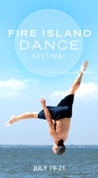 2013 Fire Island Dance Festival Kicks Off This Weekend with Mo Rocca and More!