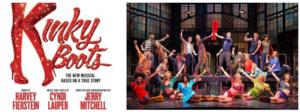 Breaking: KINKY BOOTS Wins 2014 Grammy Award for 'Best Musical Theater Album'
