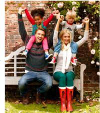 Rich Colour From Littlewoods Europe Helps Beat Winter Blues