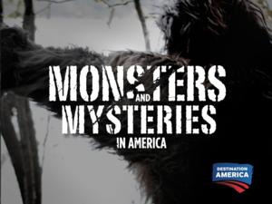 Destination America to Air Season 2 Finale of MONSTERS & MYSTERIES IN AMERICA, 4/14