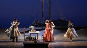Ridgefield Playhouse to Screen LA BOHEME & COSI FAN TUTTE in April