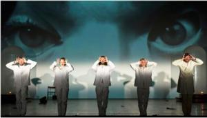 Jan Fabre's TRAGEDY OF A FRIENDSHIP Set for Peak Performances, 11/1-3