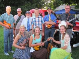 Snake Mountain Bluegrass and The Connor Family to Play THT, 9/12
