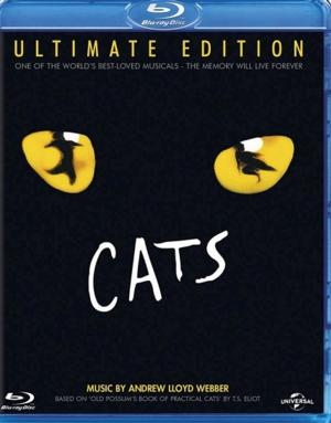 Elaine Paige Stars in High Def Blu-ray Edition of CATS, Now Available
