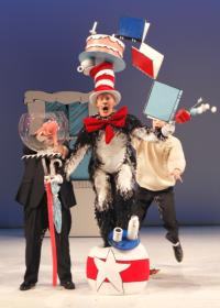 BWW Reviews: Giddy Slapstick in SCT's THE CAT IN THE HAT
