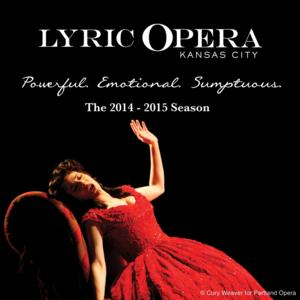 Lyric Opera of Kansas City's LA TRAVIATA Opens 9/27