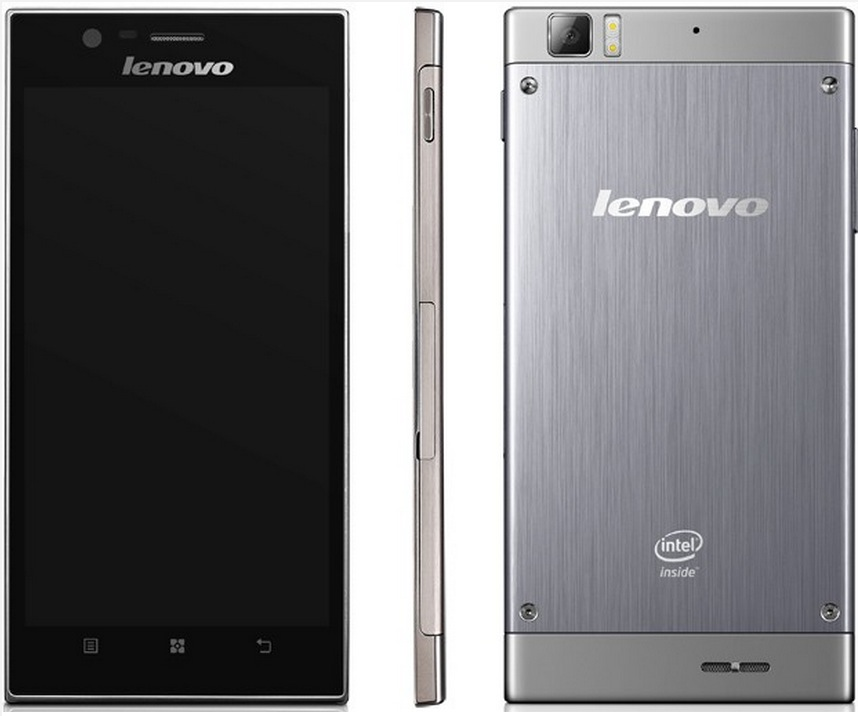 Lenovo Announces K900 Smartphone with 5.5 Inch Screen