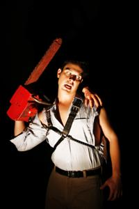 EVIL DEAD: THE MUSICAL Returns to The City Theatre, 10/4 - 10/27