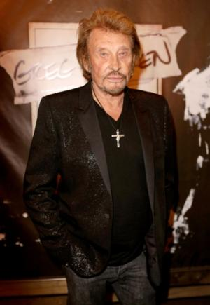 Johnny Hallyday to Play Beacon Theatre, 5/6