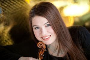 Hershey Symphony Orchestra Presents SYMPHONIC BLOCKBUSTERS Featuring Lara St. John Tonight