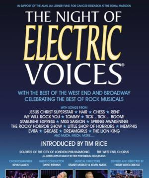 Pascal and Ellis Lead THE NIGHT OF ELECTRIC VOICES, Coliseum, Mar 1