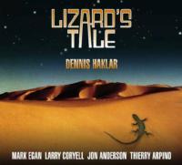 Dennis Haklar's 'Lizard's Tale' Album Released!