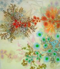 Paintings by Annette Davidek on View at Littlejohn Contemporary, 1/31-3/2
