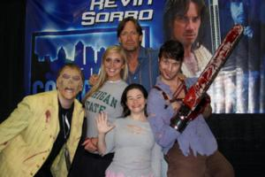 EVIL DEAD THE MUSICAL Cast Attends Salt Lake City Comic Con