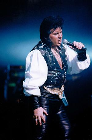 Elvis Presley, Jr. to Play Edgerton Center for the Performing Arts, 10/12