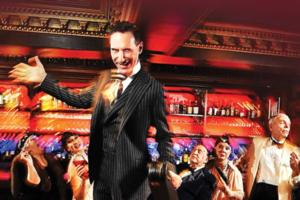 BWW Reviews: MARK NADLER Is Deliciously Scandalous As His New Show Transforms 54 Below Into a Decadent Jazz Age Speakeasy