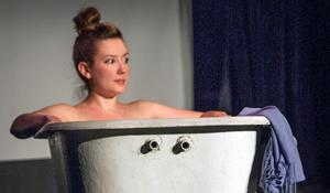 Nude Model Mystery HUMAN FRUIT BOWL to Transfer Off-Broadway, Beg. 3/27