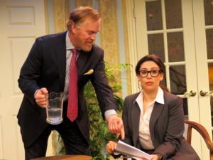 BWW Reviews: ADMIT ONE at NJ Rep, College Admissions with a Comical Twist