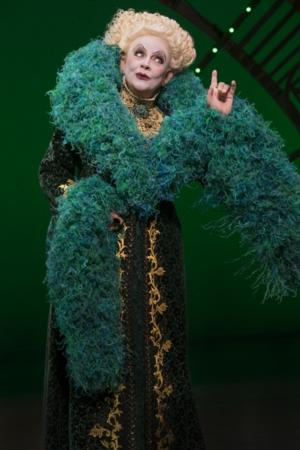 TV Legend Kim Zimmer to Rejoin Cast of WICKED First North American Tour