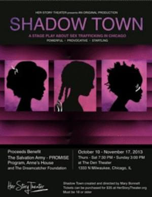 Her Story Theater to Present SHADOW TOWN, 10/10-11/17