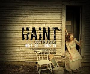 BWW Reviews:  New Moon Theatre Ghost Hunts with HAINT