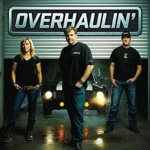 Velocity to Premiere All-New Season of OVERHAULIN, 3/23