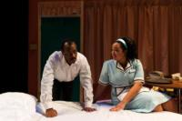 BWW Review: Underground Railway Theater Scales THE MOUNTAINTOP