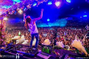 Steve Aoki Announces New North American Tour; Kicks Off 10/4 in Chicago