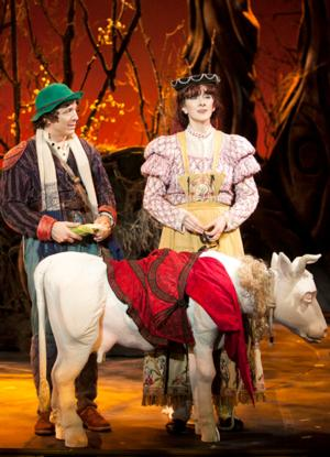 BWW Reviews: Wishes Come True in 3-D Theatricals' INTO THE WOODS
